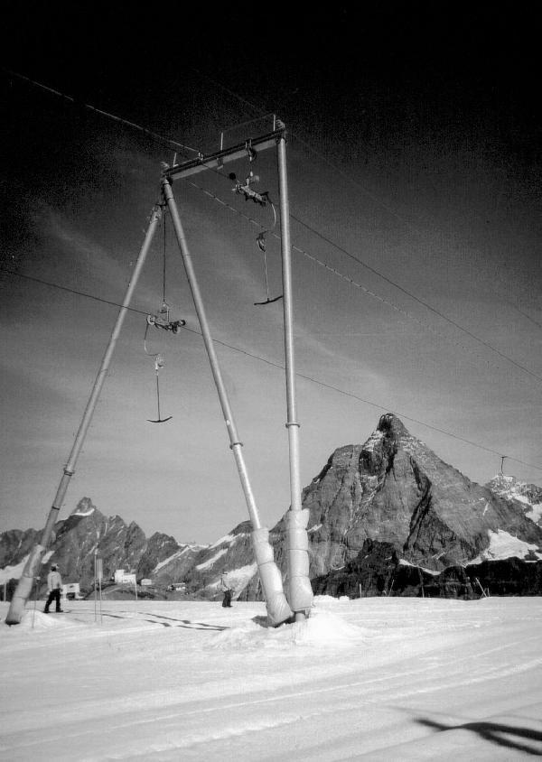 Habegger N-Gletscherst�tze