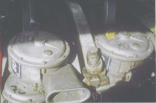 Doppelmayr IIM-SB Silikonbremse