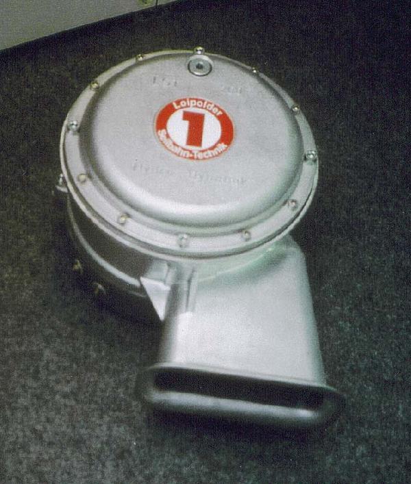 LST 260 Hydrodynamik
