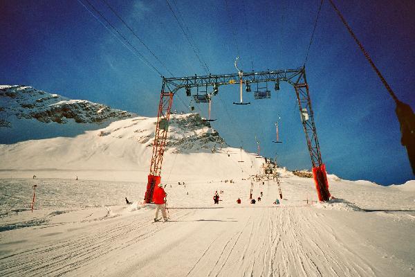 oppelmayr Fachwerk(Gletscher)Portalst�zte f�r Parallelanlagen mit kleiner Spurweite