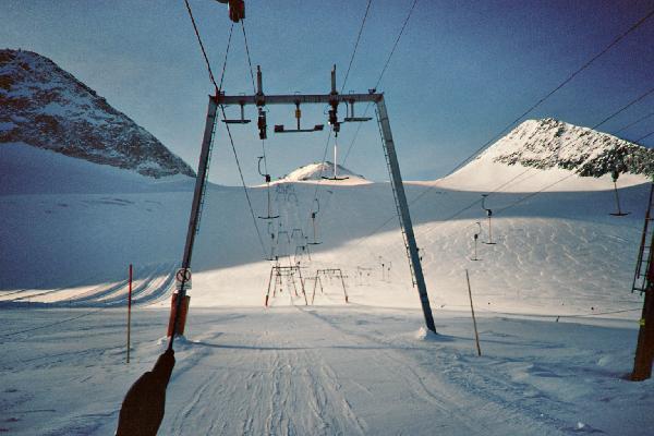 Wito Gletscherst�tze mit Anhebebock