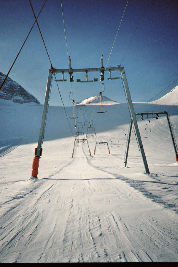 Wito Gletscherst�tzen - rechts eine Ausf�hrung ohne Anhebebock