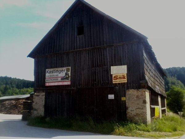 Gebäude Skilift Kirchbach